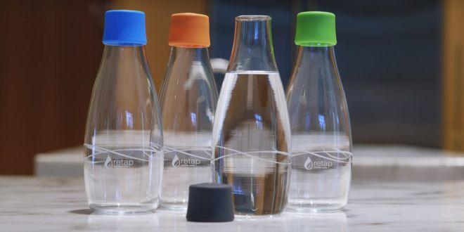 Zdravá lahev ReTap je vyrobená z borosilikátového skla, které je velice odolné. Výrobce garantuje doživotní záruku proti rozbití výrobku. Je to Skvělý Nápad!