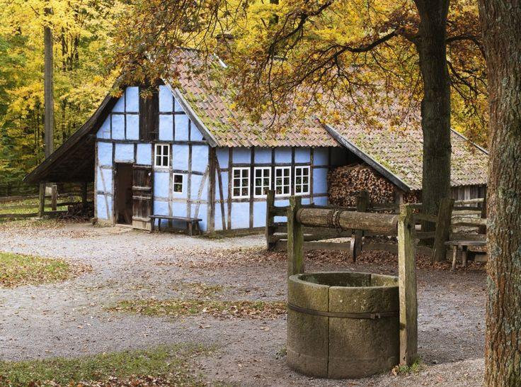 Freilichtmuseum Detmold, Germany