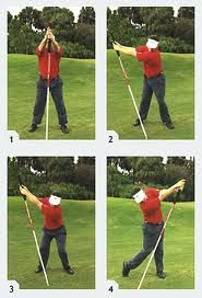 Master These 4 Golf Swing Basics To Lower Your Handicap #golf #golftip http://www.the-golf-junkie.com/golf-swing-basics