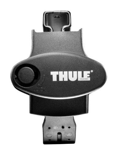 Thule 450R CrossRoad Railing Roof Rack Foot Pack Set of 4 *** Read more at the image link.