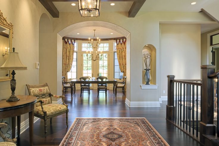 Carpet for classic style rooms