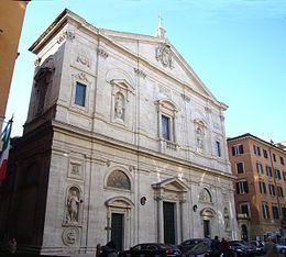 San Luigi dei Francesi, rok 1589, udział della Porty?