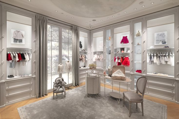Inside the new Baby Dior boutique