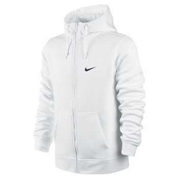 Nike Club Swoosh Fleece Hoodie - Men #Kohls
