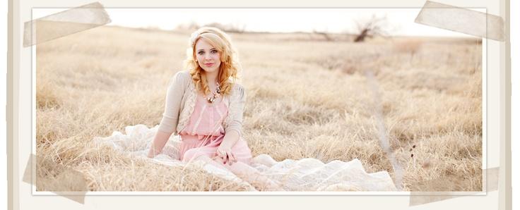 lovely: Feminine Photography, Photo Inspiration