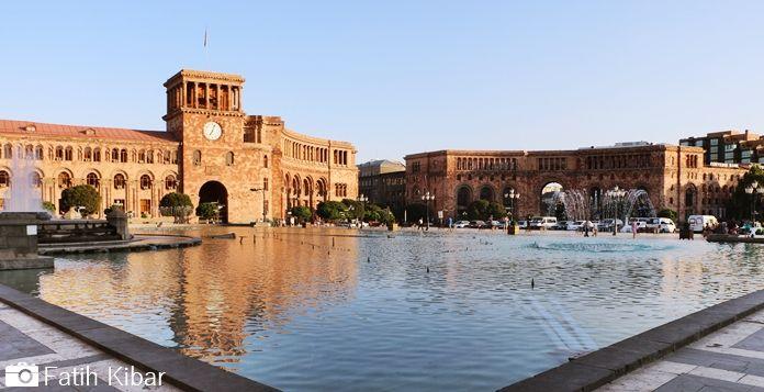 Ermenistan'a Nasıl Gidilir?
