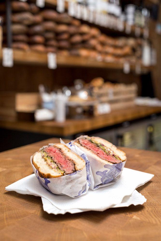 Nase Maso, No 12/4919 places to eat in Prague!  Náš hamburger
