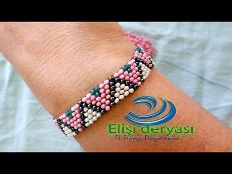 Sand Bead Bracelet Making – Handarbeit – Handarbeit