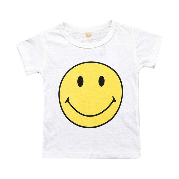 Victory! Check out my new Smiley Emoji Printed Cotton Short T-shirt for Baby and Toddlers(Unisex), snagged at a crazy discounted price with the PatPat app.