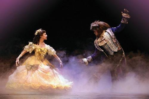 Disney's Beauty and the Beast. Original Broadway Cast.