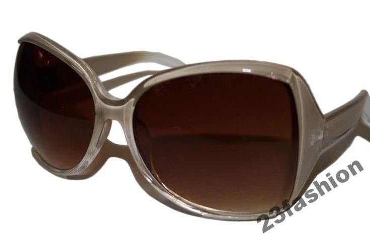 Primark OPIA Duże Okulary Przeciwsloneczne 5 Kolor