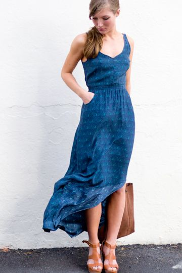 : Long Dresses, Summer Dresses, Maxi Dresses, Emerson Fry, Emerson Fries, Dresses Shoes, Dresses Long, Navy Peacock, Peacock Dresses