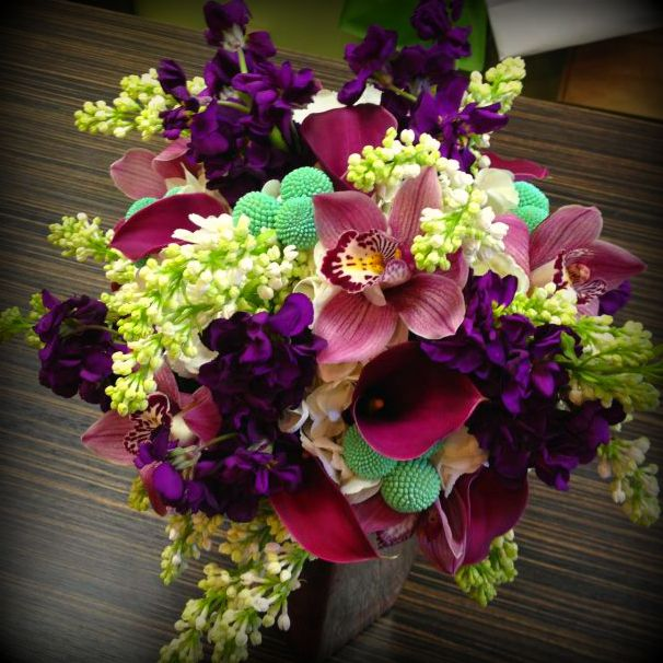 43 Best Images About 2012/2013 Trends In Wedding Flowers