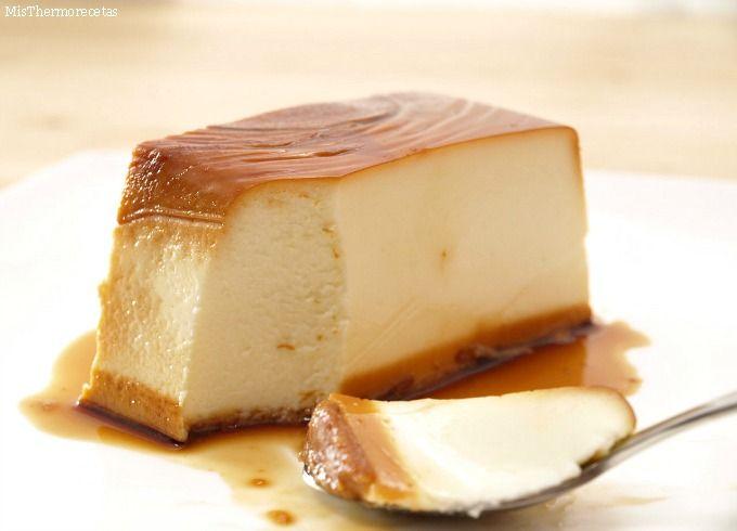 Pastel rápido de queso al caramelo -