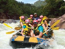 Cairns Adventure Tours - RnR White Water Rafting