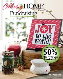Celebrating Home Fundraisers, Home Interiors Candles, Home U0026 Garden Party,