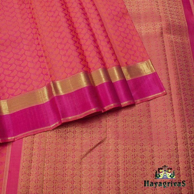 Are you thinking about how to get a simple, yet elegant look for a formal function?  Check this gorgeous soft silk saree that will nail the look!