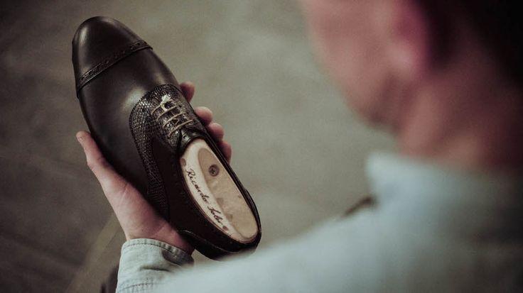 Thomas Keil Bespoke Shoemaker | iGNANT.de
