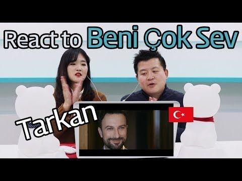 Tarkan Beni Cok Sev Reaction Koreans React Hoontamin Mp3 Indir Liebe Spruch Liebesspruche Spruche