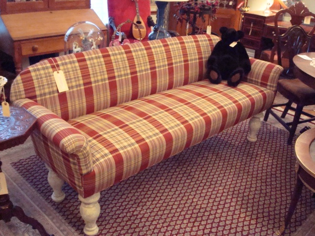 1000 images about couches on pinterest plaid country - Plaid para sofa ...