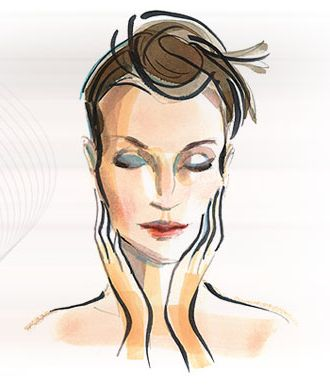 Giving yourself a facial massage can do wonders for your skin! It helps to reverse the appearance of age related changes - find out how here: http://www.shzen.co.za/face_facial_massage.php