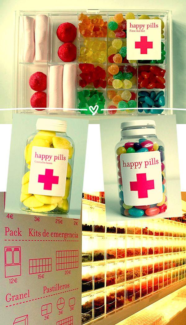 Vai uma pílula da felicidade aí?