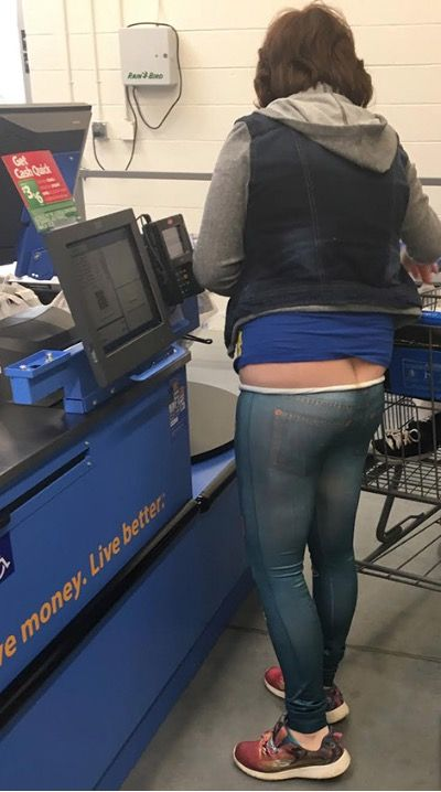 Walmart buttcrack caught by vs battles wiki - 3 3