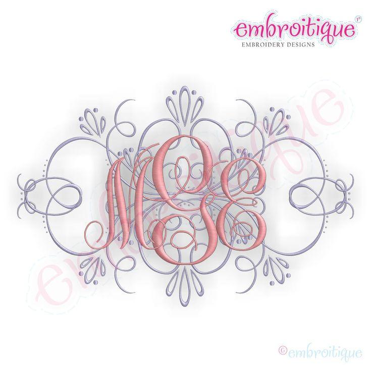 14 Best Embroidery Frames I Have Images On Pinterest Monograms