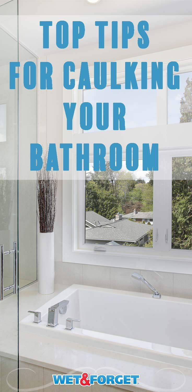 Handy Bathroom Shower Caulking Tips And How Tos Caulking Tips Caulking Bathroom Caulk