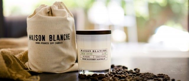 Take our short survey and you could win Maison Blanche candles