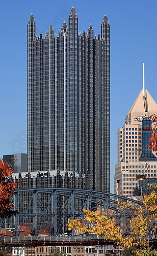 PPG Place - Philip Johnson