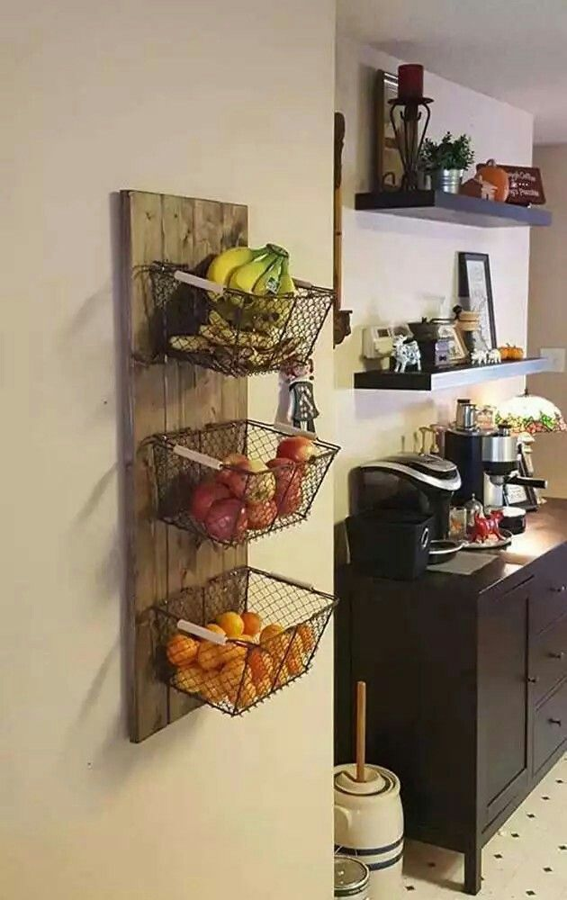 Best 25 Hanging Fruit Baskets Ideas Only On Pinterest Fruit Kitchen Decor Kitchen Racks And