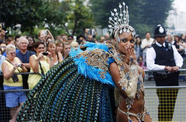 We love London! Bring on Notting Hill Carnival!