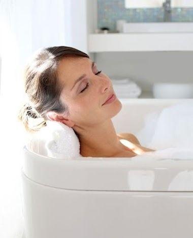 Detoxen in bad | #ontspannen #flairnl