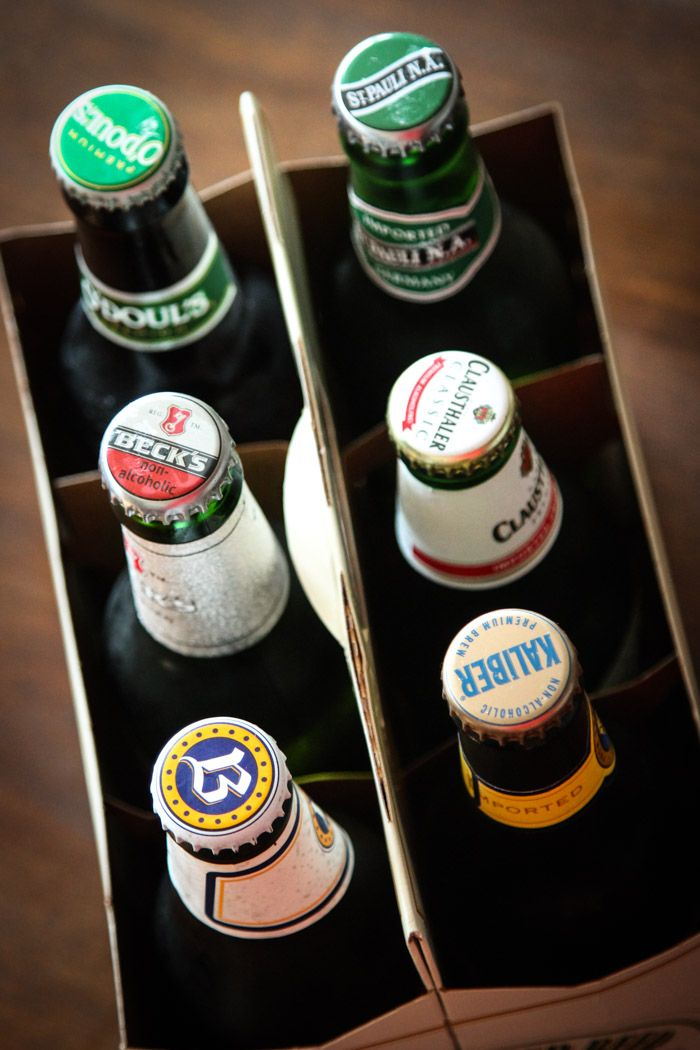 Best Non-Alcoholic Beers - Hither and Thither
