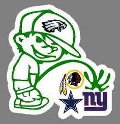 eagles pissing on redskins | eagles pissing on redskins | Eagles pee on Cowboys , Giants , Redskins ...