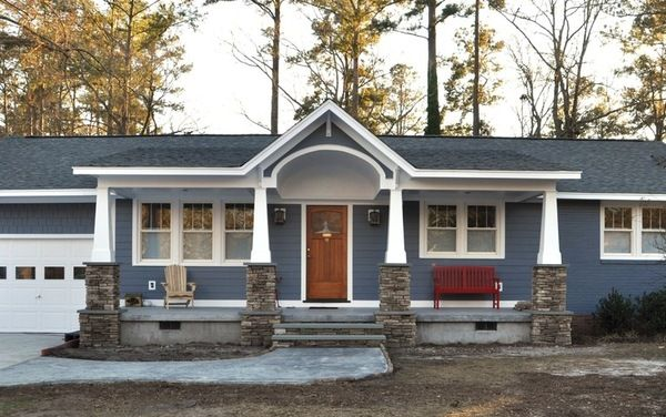 Curb Appeal! My House Got a Facelift! - Houzz