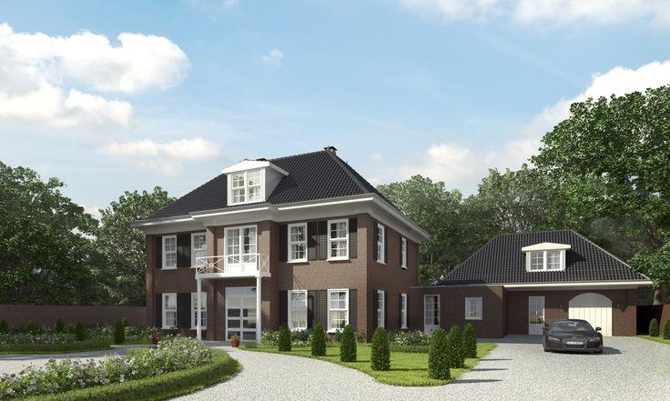 Landhuis - Buitenhuis Villabouw