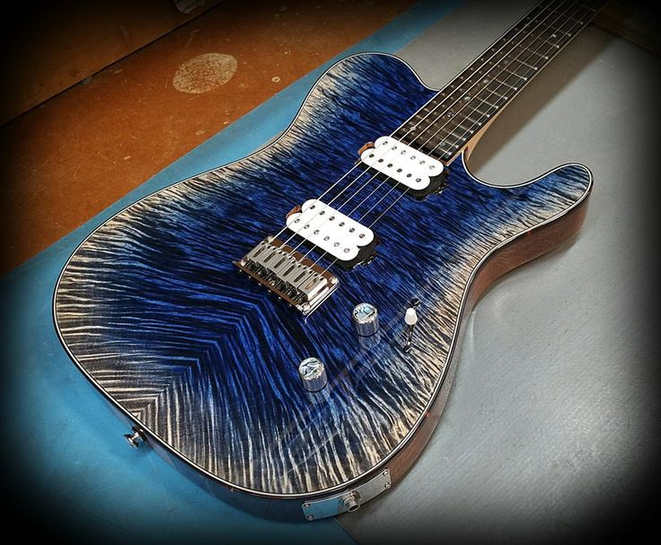 Kiesel guitars...