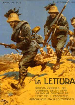 La storia del colonialismo italiano soffre di un curioso fenomeno di ...