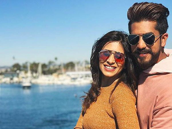 Suyyash Rai and Kishwer Merchantt are giving us vacation goals with their honeymoon pictures
