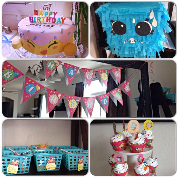91 Best Images About Shopkins Birthday Party On Pinterest: 17 Best Images About Shopkin Birthday Party On Pinterest