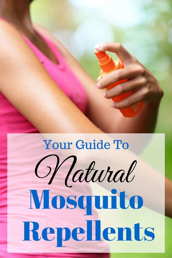 Natural ways to keep mosquitoes from biting you, including plants, DIY mosquito spray, and homemade citronella candles.