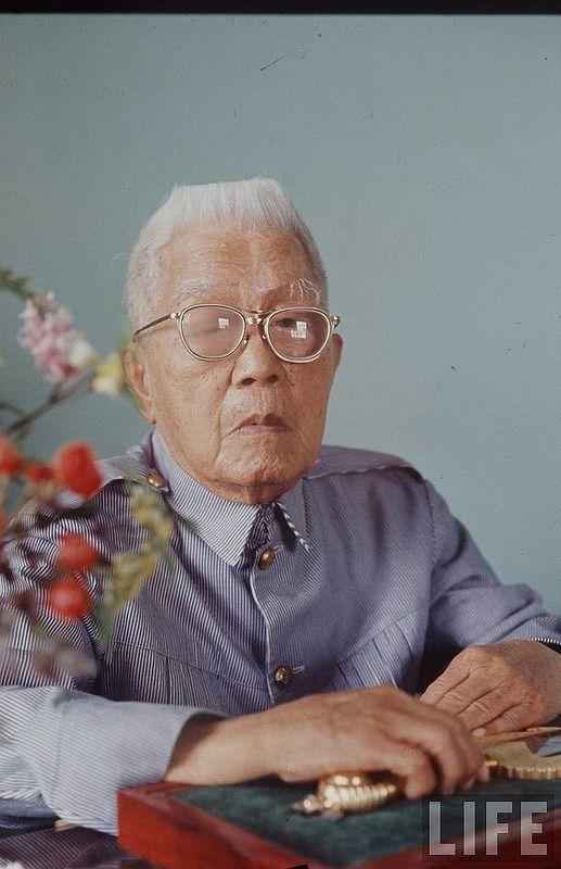 President Emilio Aguinaldo