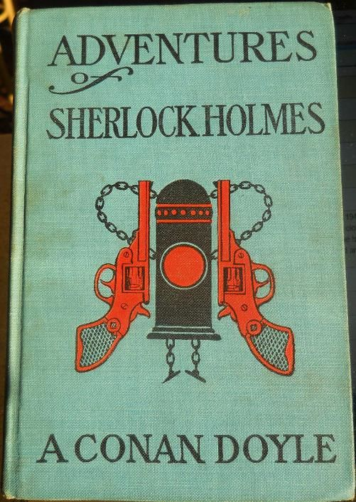 book report on adventure of sherlock A study in scarlet is the first sherlock holmes book written by author sir arthur conan doyle the story was first published in beeton's christmas annual in 1887, though it was at the time not very popular, and later reissued in novel format.