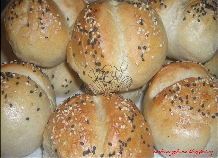 Chlebové houstičky