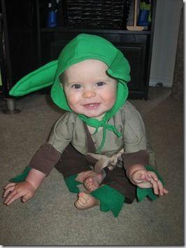 diy baby yoda costume tutorial
