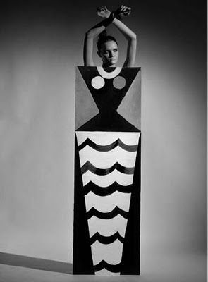 Lyubov Popova (1889-1924) an avante garde Russian painter & designer, involved in Constructivism, Supremisim, and Cubo-Futurism. Here is a design from her period of involvement with Constructivism • SkinSins NY Mood//board