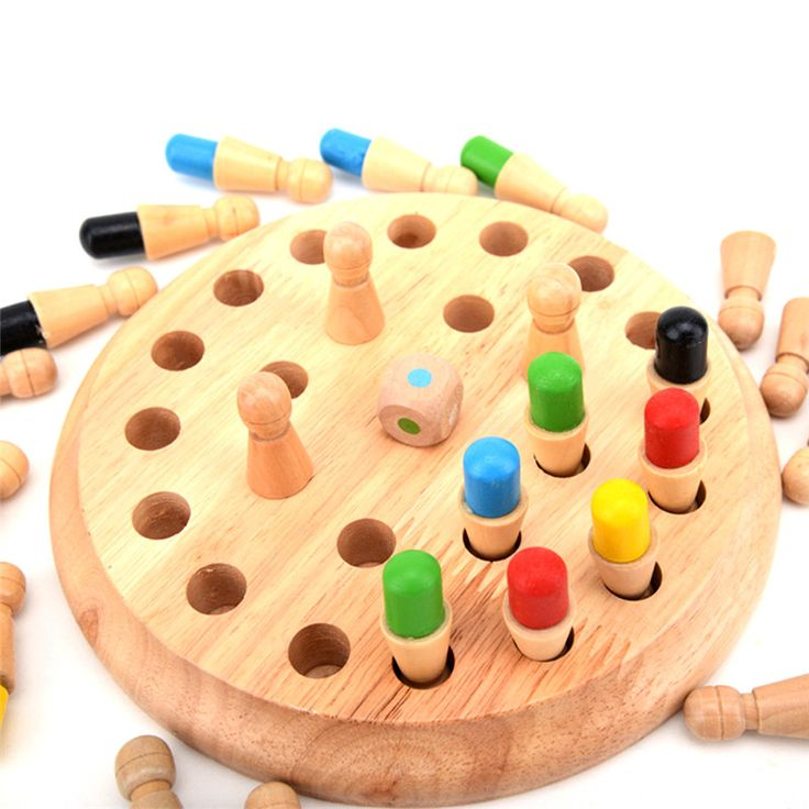 Kids Wooden Memory Match Stick Chess Game Children Early Educational 3D Puzzle #>=#>=#>=#>=#> Click on the pin to check out discount price, color, size, shipping, etc. Save and like it!