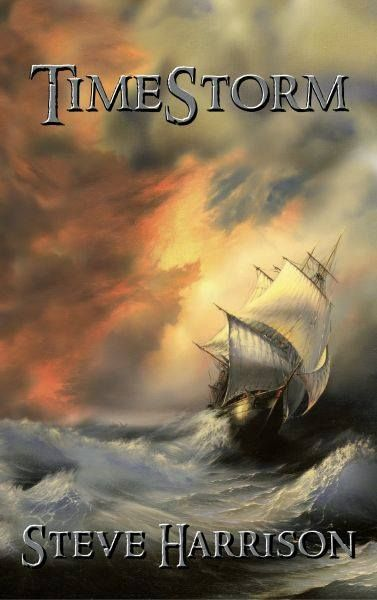 """The book, """"TimeStorm"""", is ready to discover on iAuthor! Click here to sample and buy:"""